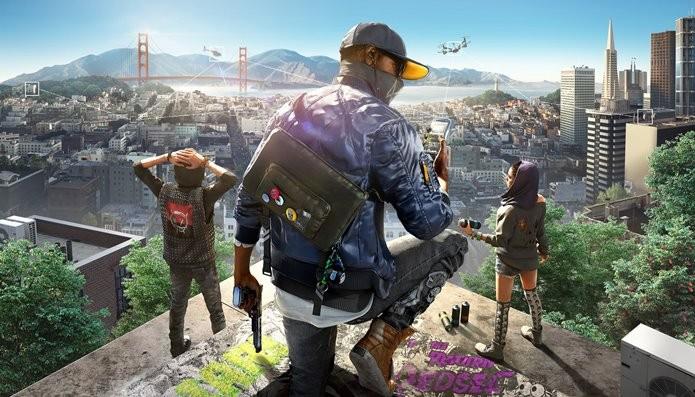 Versão PC de Watch Dogs 2 foi adiada para 29 de novembro (Foto: Divulgação/Ubisoft)