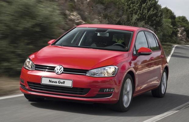 Volkswagen novo Golf Comfortline (Foto: Divulgação)