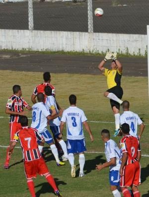 Rio Claro x Botafogo-SP (Foto: Thiago Calil/ Assessoria BFC)
