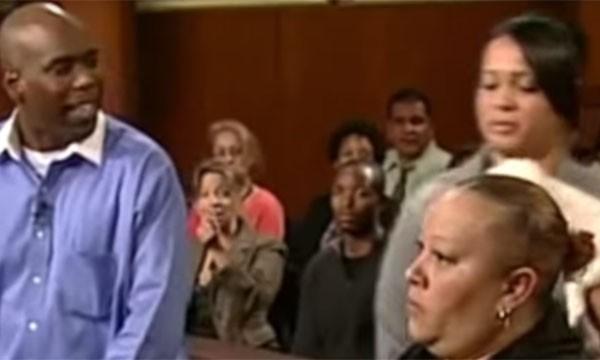 Cena do programa Judge Judy (Foto: reprodução)