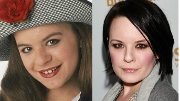 Jenna Von Oy tinha 13 anos quando filmou 'Blossom' (Foto: Getty Images/Reprodução)
