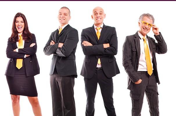 A humorista Veronica Debom se une ao elenco fixo da trupe de comédia  (Foto: Divulgação)