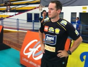 Eduardo Rodrigues, Praia Clube, preparador físico (Foto: Gullit Pacielle)