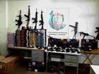 Polícia apreende 500 armas falsas vendidas em três feiras do DF