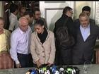 Em luto, PSB diz que só discute sucessor de Campos após enterro