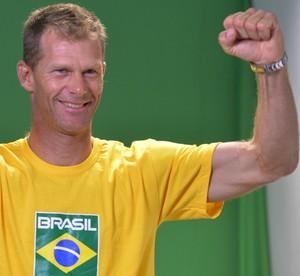 Robert Scheidt Time Brasil (Foto: Andre Durão)