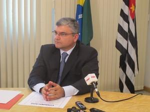 Arthur Sperandéo de Macedo, vice-reitor executivo da FMU (Foto: Fabiola Glenia/G1)