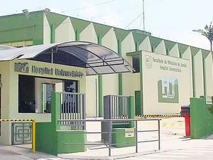 Recém-nascido está em observação na UTI do Hospital Universitário (Foto: Divulgação/Hospital Universitário de Jundiaí)