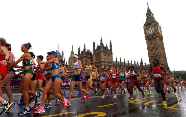 maratona Big Ben londres 2012 (Foto: Agência Reuters)