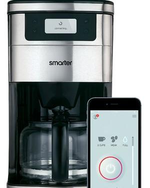 Cafeteira Smarter Coffee, da Smarter (Foto: Divulgação)