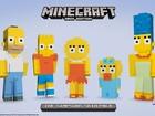 'Minecraft' para Xbox terá pacote com 'Os Simpsons'