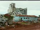Danos de tornado colocam empregos em risco no interior de São Paulo