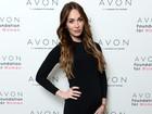 Grávida do segundo filho, Megan Fox mostra a barriguinha de 7 meses