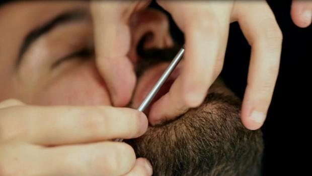 Aprenda como manter sua barba em casa (Foto: Reprodução)