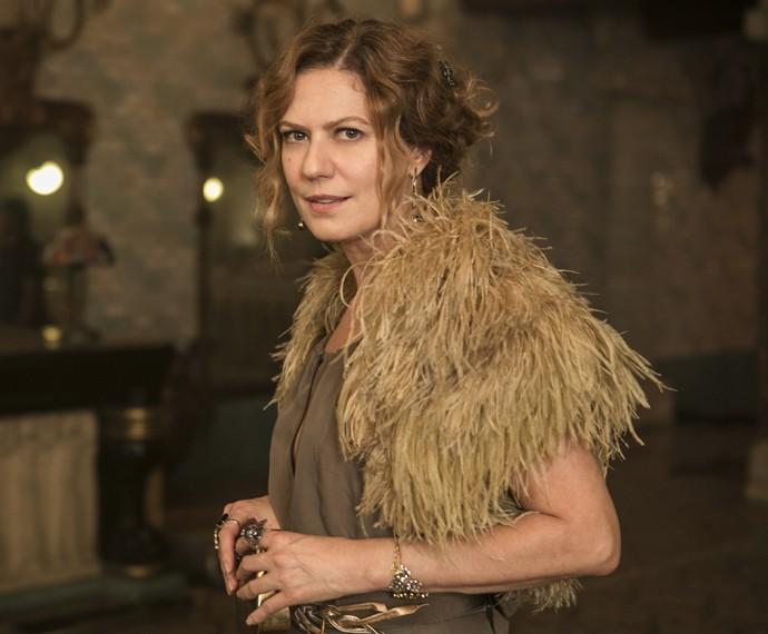 Patricia Pillar interpretará Isabel em Ligações Perigosas (Foto: Inácio Moraes/Gshow)