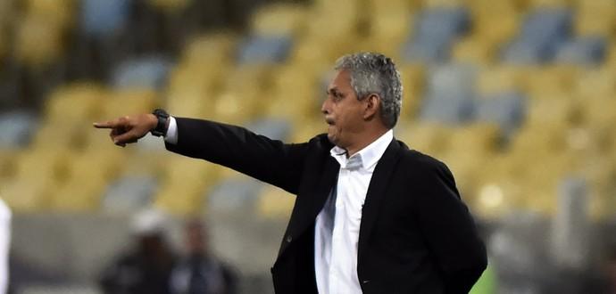 Flamengo x Botafogo Reinaldo Rueda (Foto: André Durão / GloboEsporte.com)