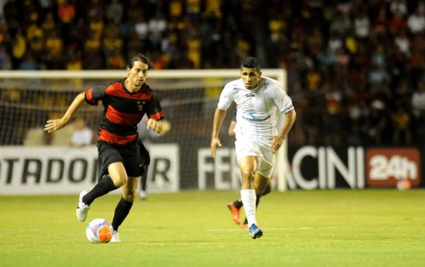 Sport x Central - Flores (Foto: Aldo Carneiro / Pernambuco Press)
