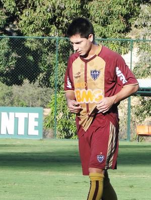 Danilinho, treino do Atlético-MG (Foto: Lucas Catta Prêta / Globoesporte.com)