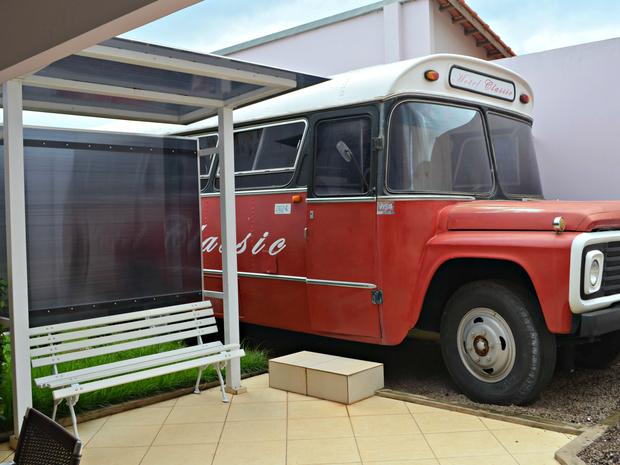Motel com suítes temáticas em Rio Branco (Foto: Tácita Muniz/G1)