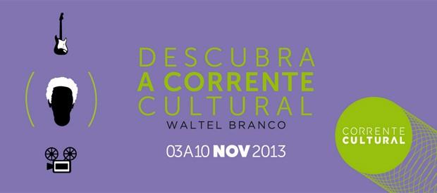 Participe da Corrente Cultural, de 3 a 11 de novembro em Curitiba (Foto: Reprodução/Facebook)
