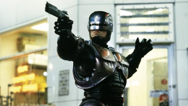 Robocop (Foto: Divulgação)