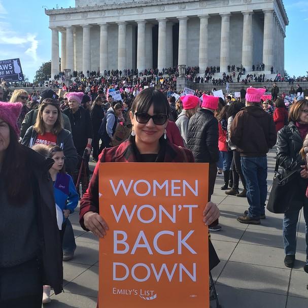 Women's March 2018 (Foto: Reprodução)