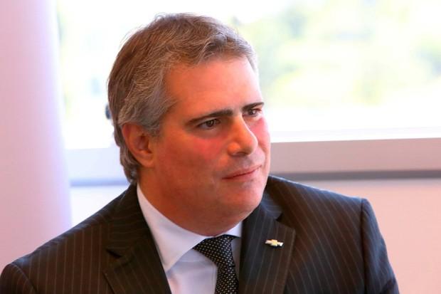 Carlos Zarlenga, novo presidenta da GM no Brasil (Foto: Divulgação)