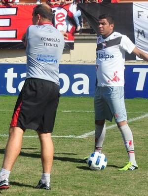 Ivan, goleiro do Joinville (Foto: divulgação / JEC)