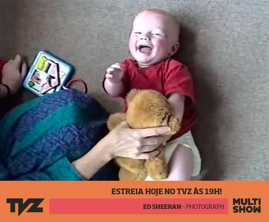 tvz ed sheeran (Foto: Divulgao)