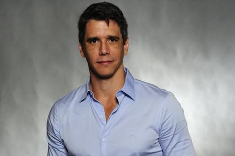 Márcio Garcia (Foto: TV Globo)