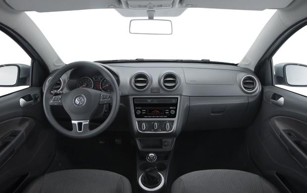 Volkswagen Saveiro 2014 (Foto: Divulgação)