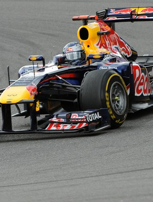 Formula 1 - GP da B&#233;lgica - Vettel (Foto: AFP)