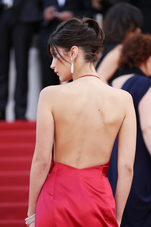 Bella Hadid no Festival de Cannes 2016 (Foto: Getty Images)