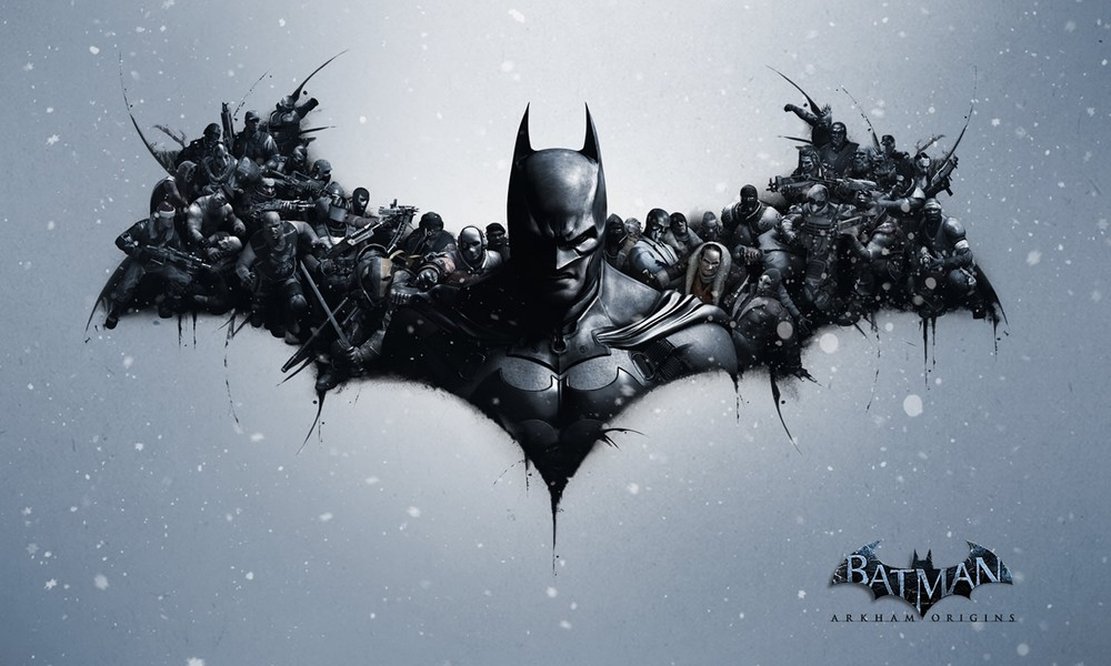 Papel De Parede Batman: Arkham Origins