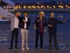 'Estou muito feliz em estar de volta ao Rio', diz Mick Jagger antes de show