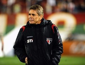 Paulo Autuori, Portuguesa x São Paulo (Foto: Marcos Ribolli)