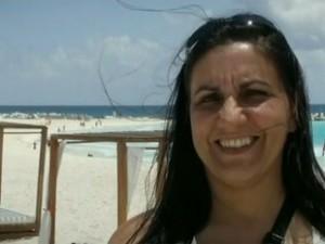 Analista de sistemas foi morta dentro de casa no Jaguaré (Foto: Reprodução/TV Globo)
