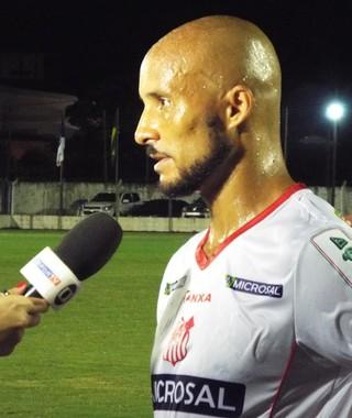 Leandro Silva zagueiro Capivariano (Foto: Divulgação / Capivariano FC)