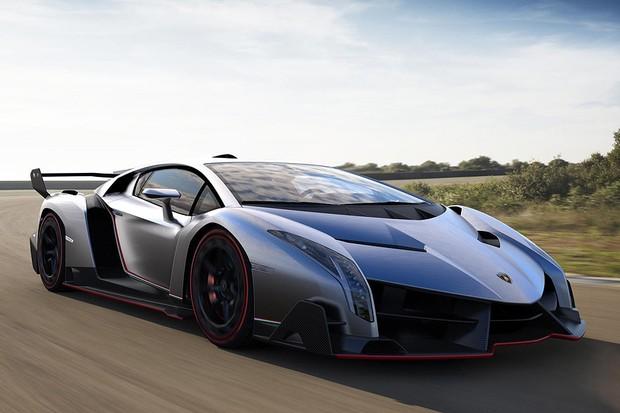 Lamborghini Veneno (Foto: Lamborghini)