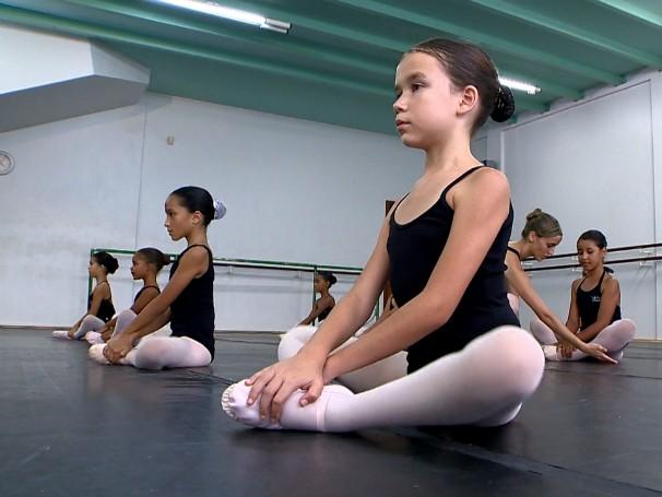 Pé de moleque - projeto de inclusão social pela dança (Foto: Reprodução)