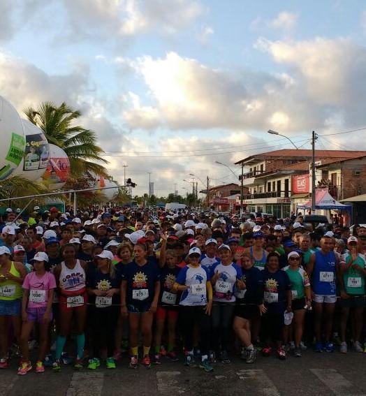 Com quase dois mil participantes, Corrida  do Sal marca despedida de atleta paraense (Arthur Sobral)