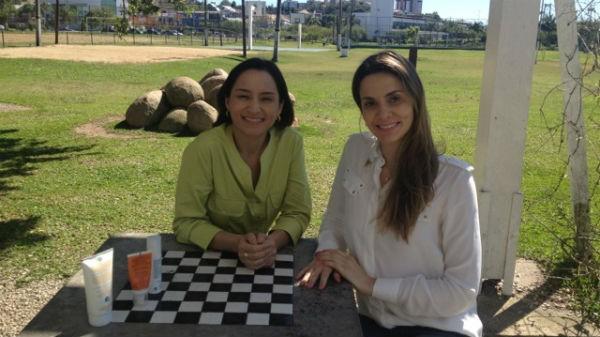 Dermatologista no Vida e Saúde (Foto: Divulgação)