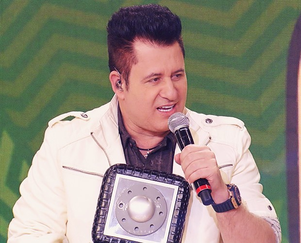 Bruno leva o título Ruim de Roda (Foto: TV Globo)