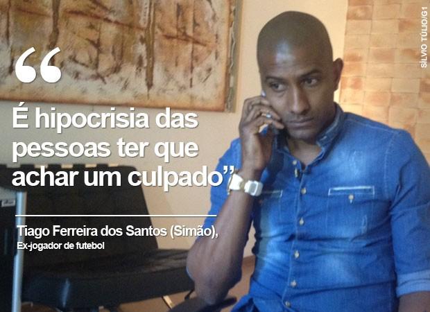 Tiago Ferreira dos Santos, o Simão, deu as rodas do carro de Cristiano Araújo, em Goiânia, Goiás (Foto: Sílvio Túlio/G1)