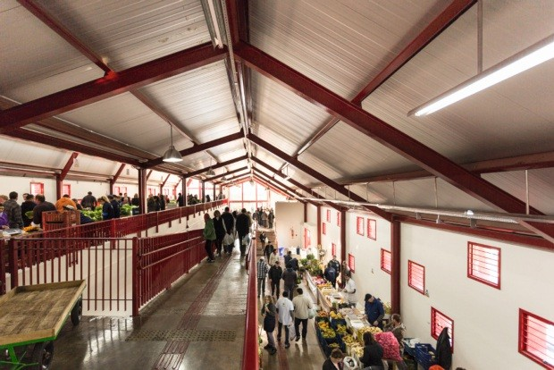 Feira do Produtor, no Parque Gare (Foto: Marcelo Donadussi / Divulgação)