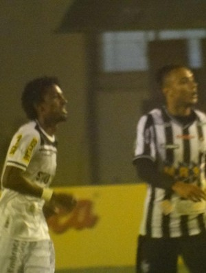 Tupi-MG x Ceará, Copa do Brasil, Roger Gaúcho (Foto: Bruno Ribeiro)