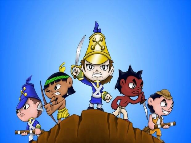 Personagens do jogo