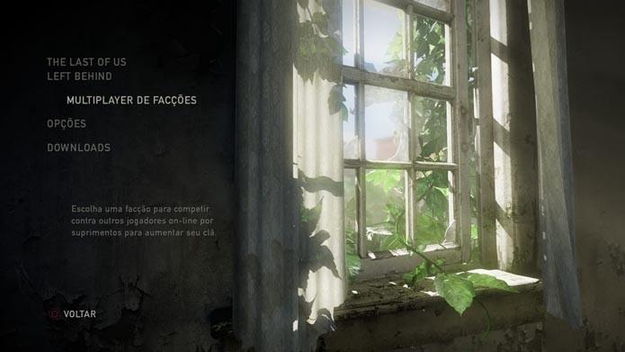 The Last of Us Remastered: aprenda a personalizar o visual do seu personagem do modo online (Foto: Reprodução/Murilo Molina)