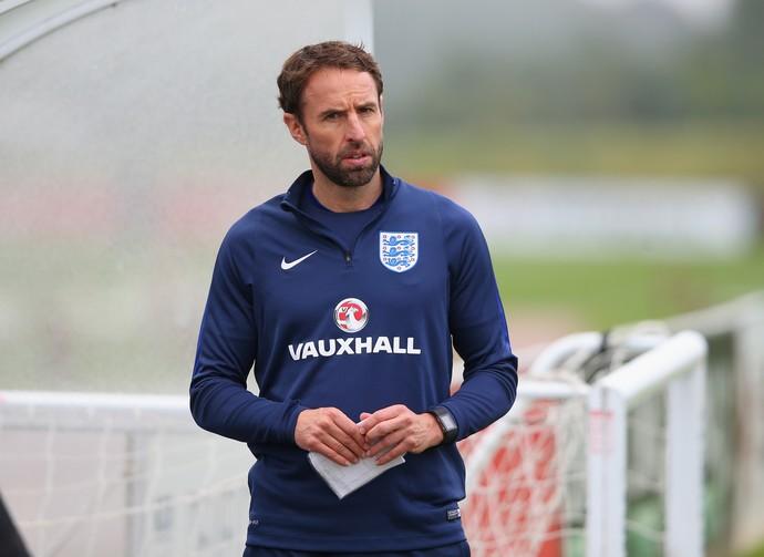 Gareth Southgate técnico da Inglaterra (Foto: Getty Images)