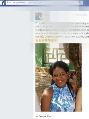 médica cubana foie ncontrada morta em casa (Foto: Reprodução/Facebook)
